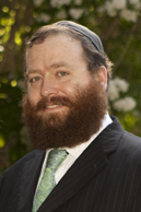 Photo of Rabbi Dov Schochet